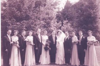 Beverly Shores Hotel Wedding Party