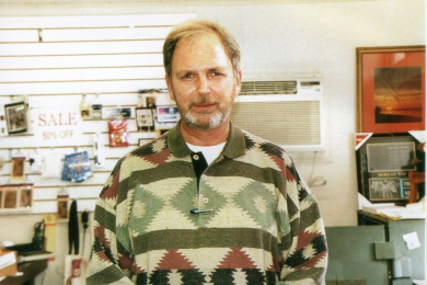 Gary S. Smith, postmaster from August 5, 2006 through October 2, 2008.