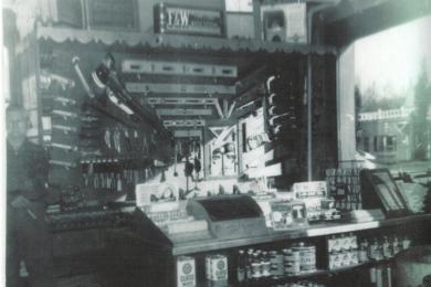 Leo Post hardware store