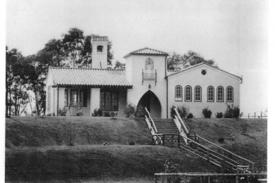 Country Club building photo