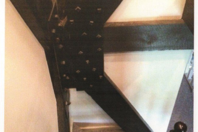 Old North Church Stairway