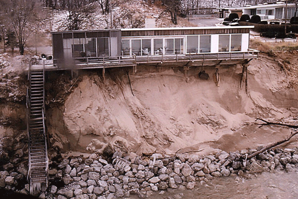 Beverly Shores Erosion
